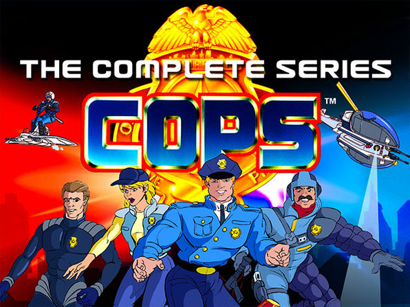 C.O.P.S. Complete Series - Product Image