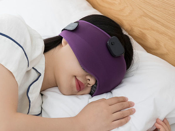 Dreamlight Zen: Meditation Eye Mask
