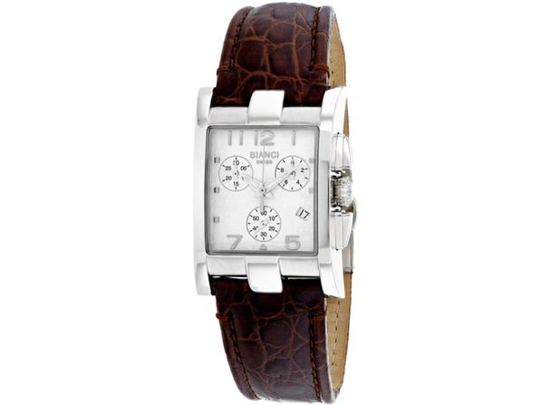 Roberto Bianci Women's Cassandra White Dial Watch - RB90360