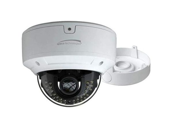 4MP DOME IP CAMERA, IR, 3.3-12MM - Product Image