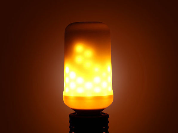 LED Flame Flicker Lightbulb