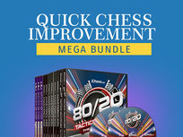 Road to Chess Mastery: Quick Chess Improvement Mega Bundle - Product Image