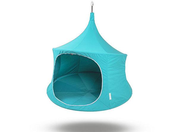 TreePod Outdoor Lounger (6ft/Aquamarine)
