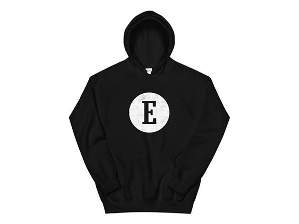 Entrepreneur Logo Hoodie - Black - X-Large - Product Image