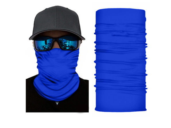 Balaclava Neck Gaiter Face Masks Bulk 12 PACK Seamless /& Functional Protection