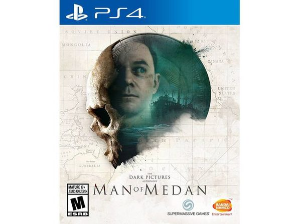 The Dark Pictures: Man of Medan, PlayStation 4