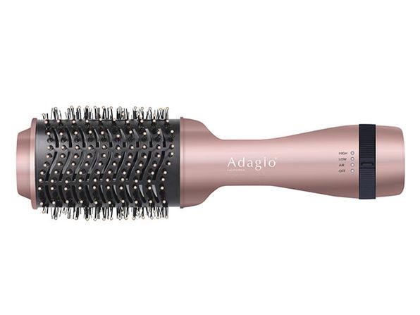Adagio Blower Brush (Rose Gold/2-Pack)