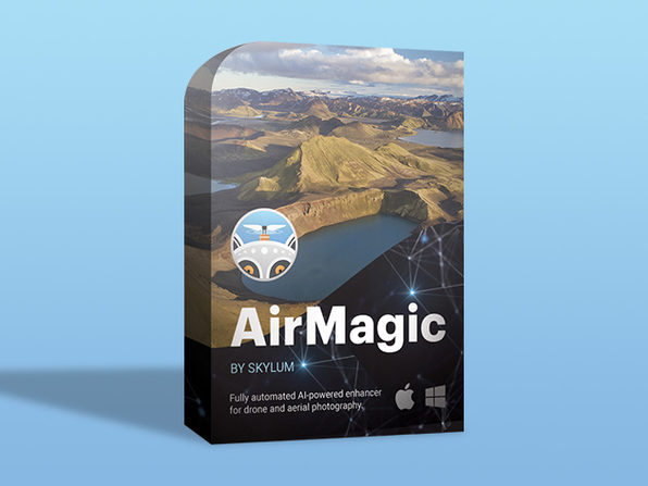 AirMagic Aerial Photo Editor