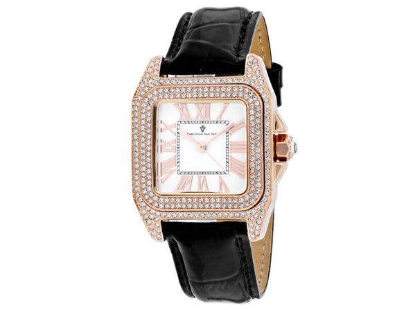 Christian Van Sant Women's Radieuse White Dial Watch - CV4426