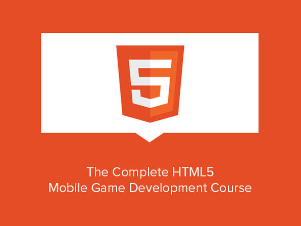 The Complete HTML5 Mobile Game Development Course - Product Image