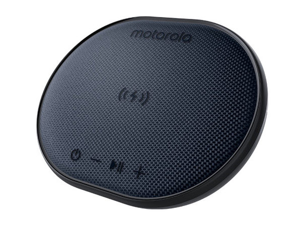 Motorola Sonic Sub 500 Wireless Fast Charging Speaker