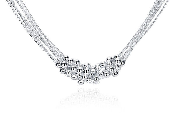 Bubble Necklace (Smooth)