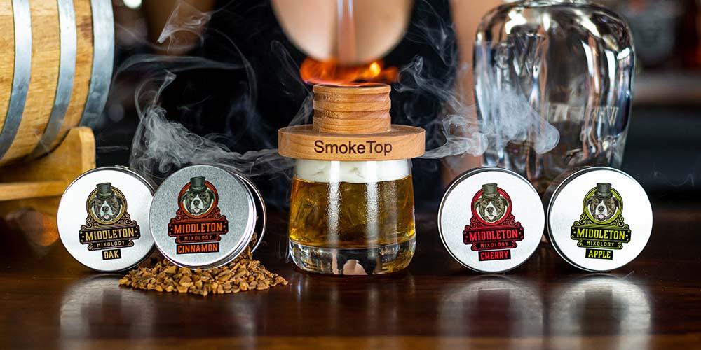 SmokeTop Cocktail Smoking Kit,