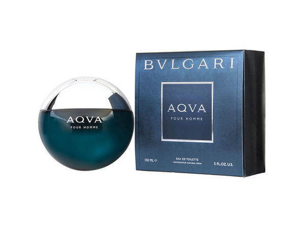 Bvlgari Aqua By Bvlgari Edt Spray 5 Oz For Men (Package Of 4) - Product Image