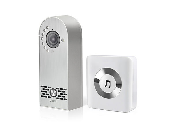 dbell HD Video Doorbell With Intercom