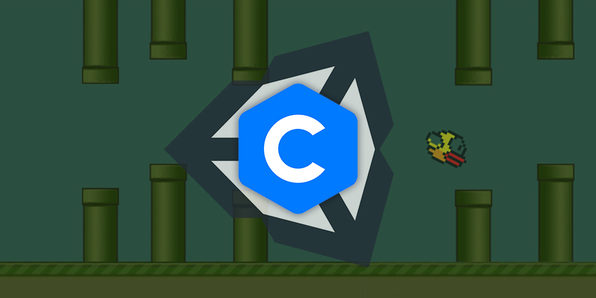 Make A 2D Flappy Bird Game In Unity - Product Image