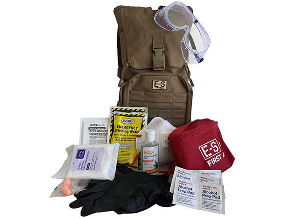 Echo-Sigma Bio Bag with KN95 Mask