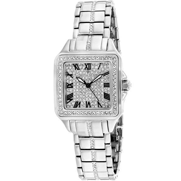 Christian Van Sant Women's Splendeur Silver Dial Watch - CV4620 - Product Image