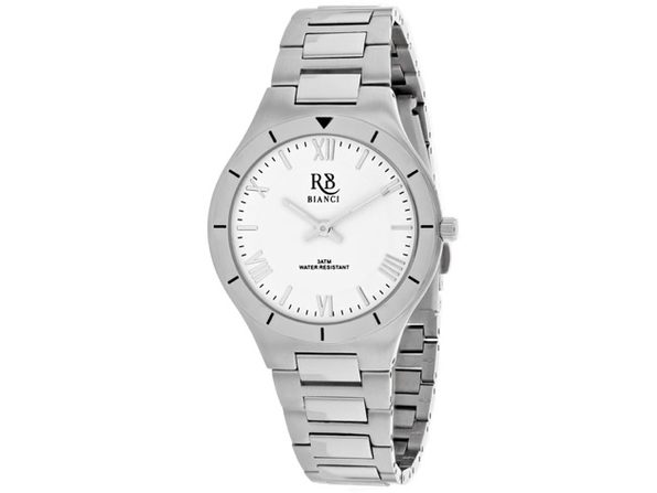 Roberto Bianci Women's Eterno White Dial Watch - RB0411