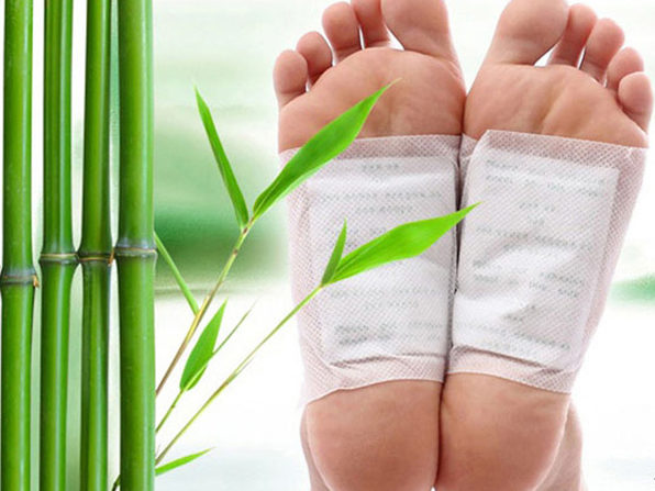 Foot Detox Patches: Pack of 10
