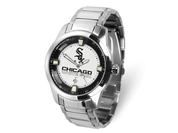 MLB Mens Chicago White Sox Titan Watch - Product Image