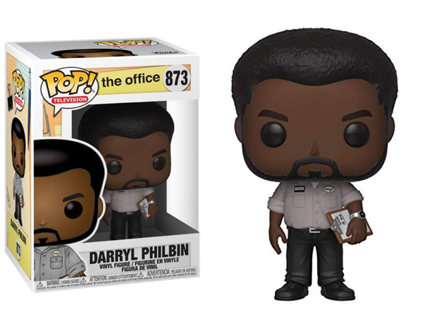 Darryl Philbin Funko POP – The Office – TV, on sale for $18.39 (9% off)