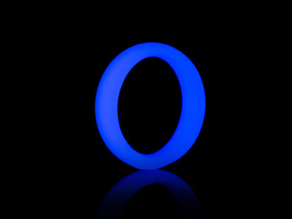 Halo Ring (Blue Glow) | Citizen Goods