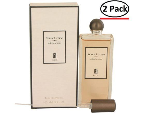 Datura Noir by Serge Lutens Eau De Parfum Spray (Unisex) 1.69 oz for Women (Package of 2) - Product Image