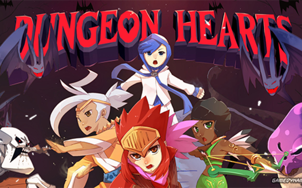 Dungeon Hearts - Product Image