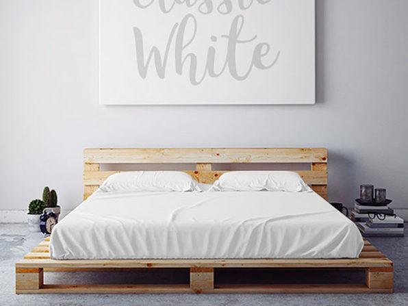Ultra Soft 1500TC Sheet Set  (Classic White/King)