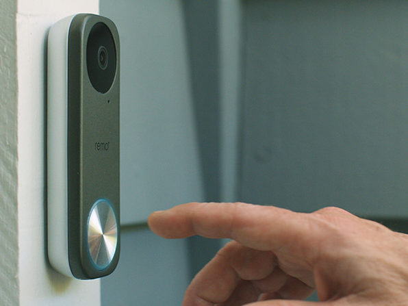 RemoBell® S: Fast-Responding Smart Video Doorbell Camera