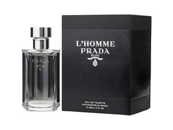 PRADA L'HOMME by Prada EDT SPRAY 1.7 OZ For MEN - Product Image
