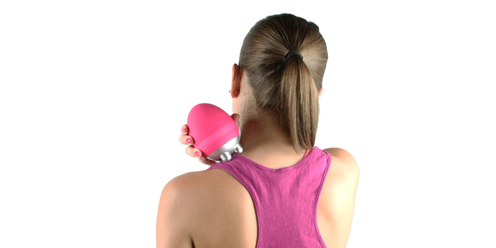 Egg Massager, on sale for $9.59 when you use coupon code BFSAVE20 at checkout