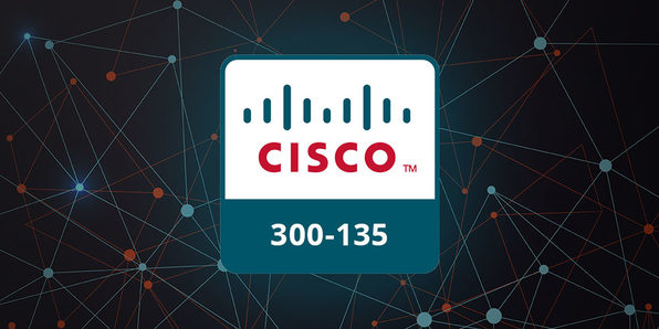 Cisco 300-135: CCNP - TSHOOT - Troubleshooting and Maintaining Cisco IP Networks - Product Image