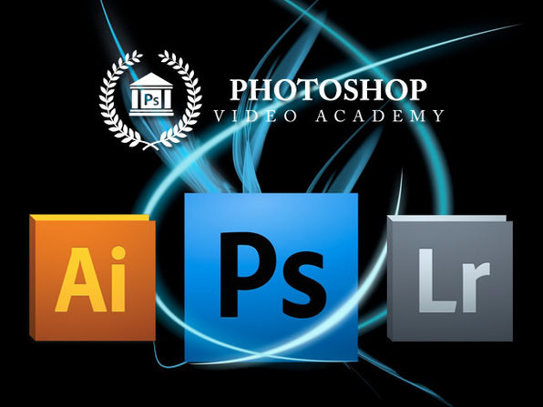 One Year of Photoshop Video Academy - Product Image