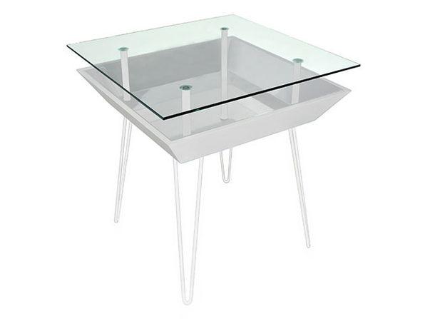 BloomingTables Side Table
