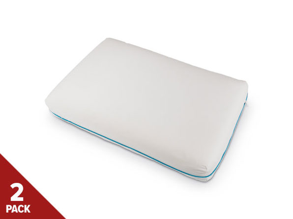 Pur-Well Club Extra-Large Pillow: 2-Pack