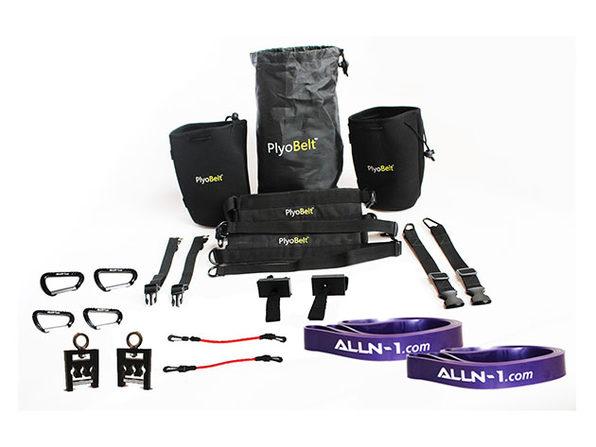 ALLN-1 PlyoBelt™ PRO Fitness Trainer