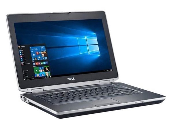 "Dell Latitude E6430s 14"" Laptop, 2.60GHz Intel i5 Dual Core Gen 3, 4GB RAM, 128GB SSD, Windows 10 Home 64 Bit (Renewed)"