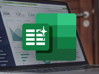Manage Large Excel Spreadsheets - Product Image