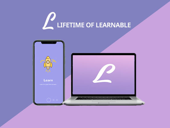 Lifetime of Learnable: Learn to Code, Build Apps, Websites & More