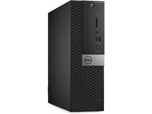 """Dell Optiplex 7050 Desktop Computer PC, 3.20 GHz Intel i5 Quad Core, 16GB DDR4 RAM, 512SS SATA Hard Drive, Windows 10 Professional 64 bit, Brand New 24"""" Screen (Renewed)"""