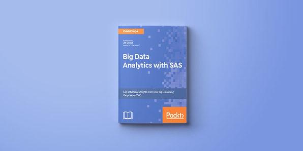 Big Data Analytics with SAS eBook - Product Image