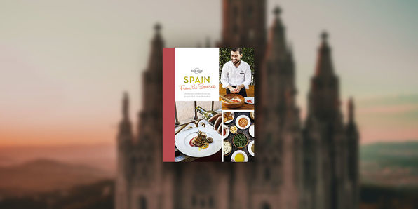 From The Source - Spain (Cookbook) - Product Image