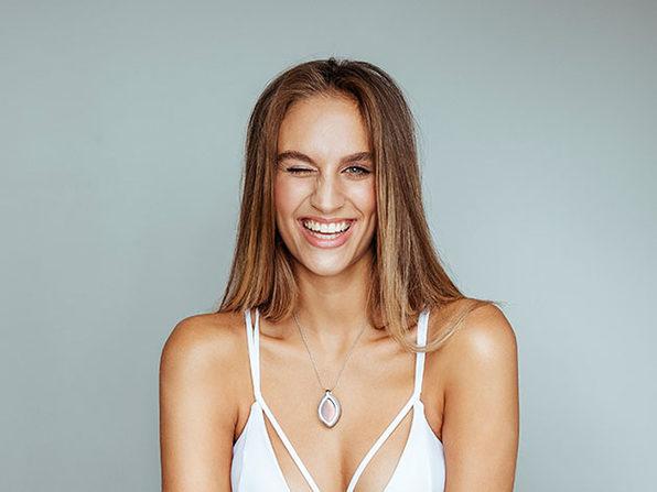Leaf Chakra Smart Jewelry & Health Tracker