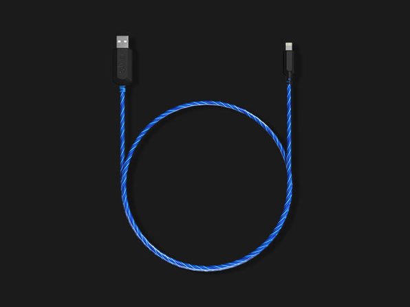 Electron Flow MFi-Certified Charging Cable | StackSocial
