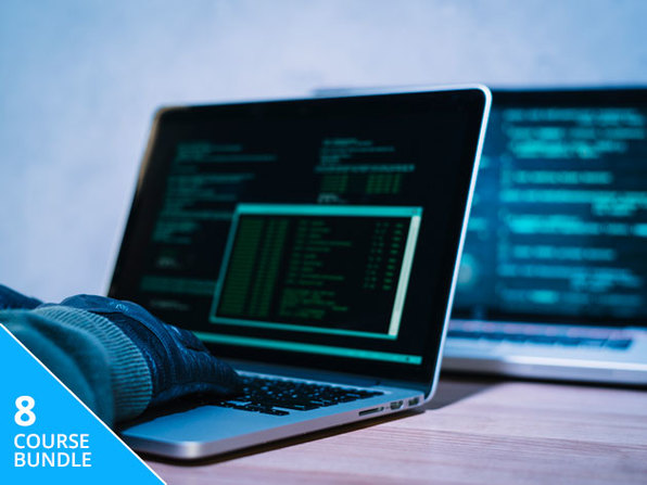 The Ultimate Ethical Hacking A to Z Certification Bundle