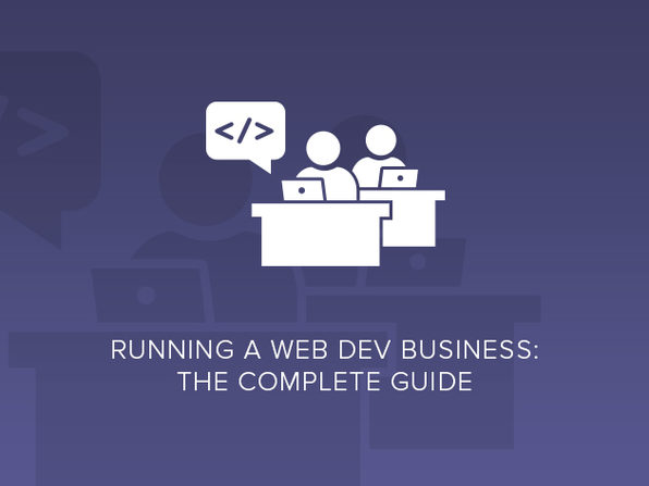 Running a Web Development Business: The Complete Guide - Product Image
