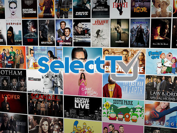 SelectTV by FreeCast: 1-Yr Subscription