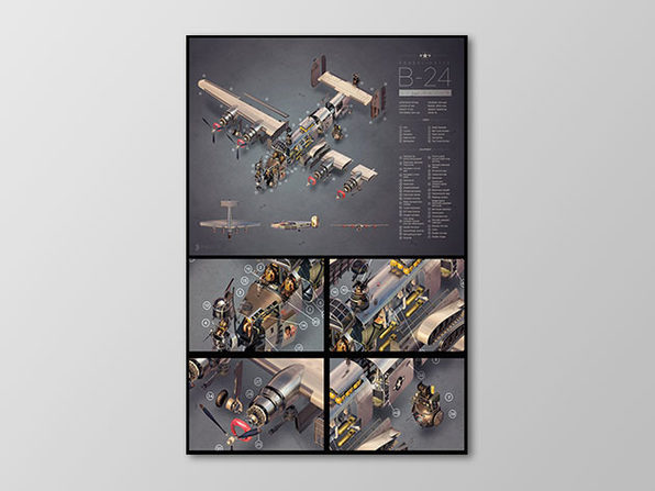 Science Art Posters